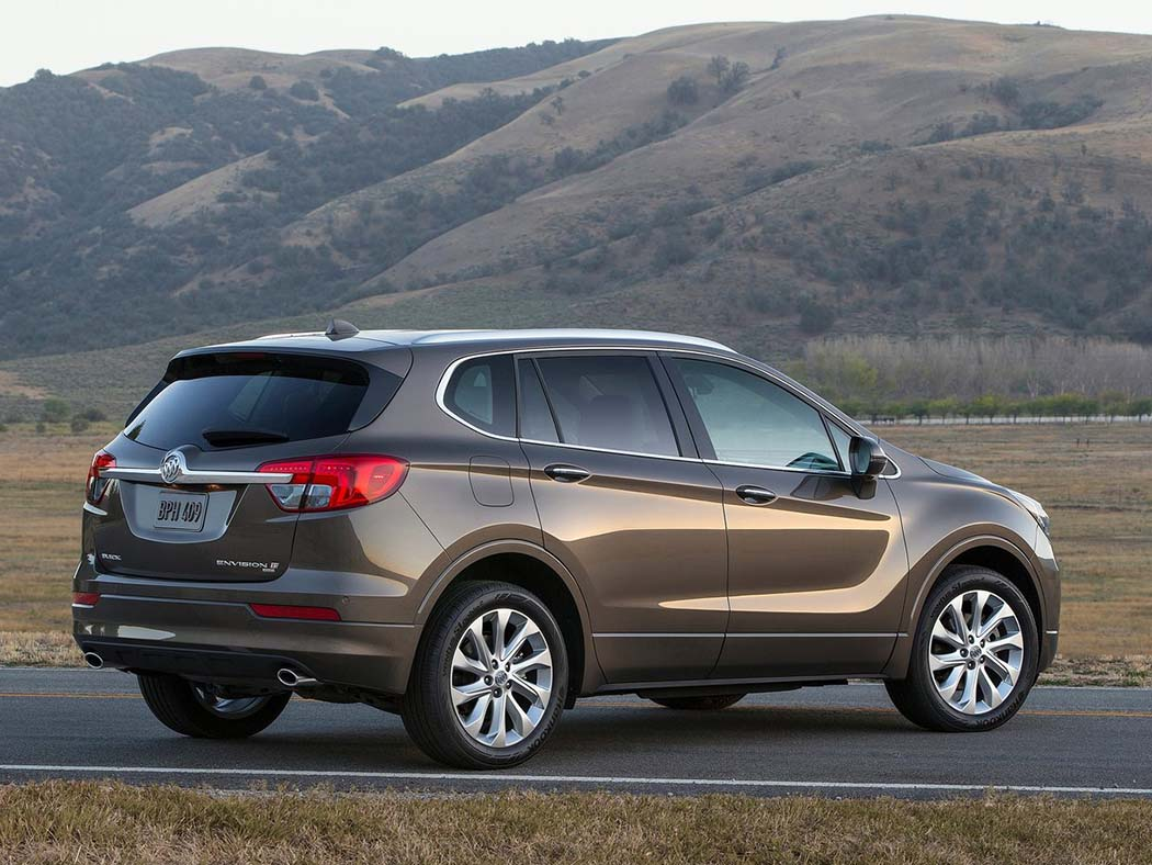 2019 BUICK Envision SUV Lease Offers - Car Lease CLO