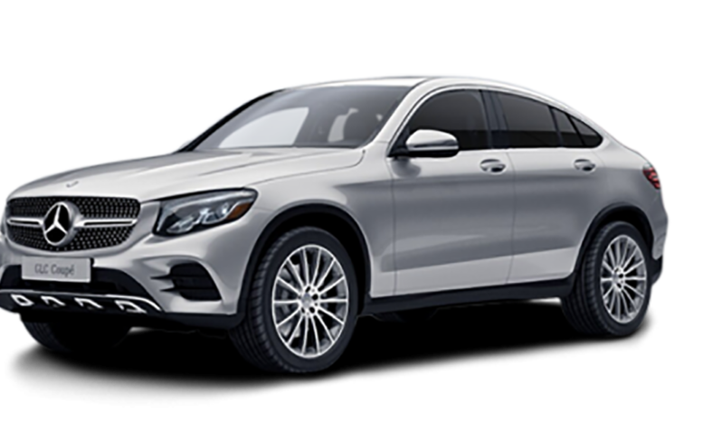 2019 MERCEDES BENZ GLC Class Coupe Lease Offers - Car ...