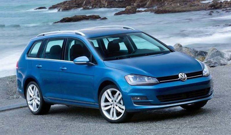 2017 Volkswagen Golf Sportwagen Tsi S >> 2018 Volkswagen Golf SportWagen Hatchback Lease Offers ...