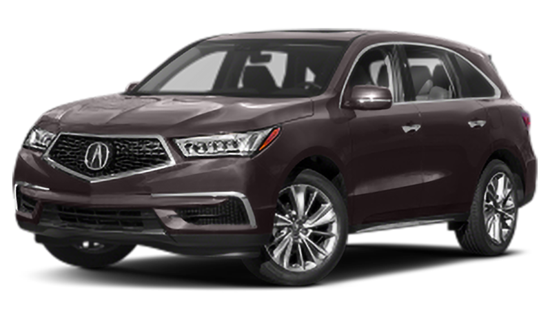 2019 Acura MDX SUV Lease Offers - Car Lease CLO