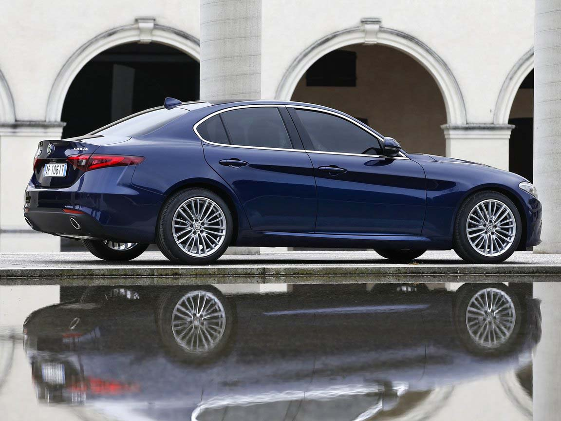 2018 Alfa Romeo Giulia Sedan Lease Offers Car Lease Clo
