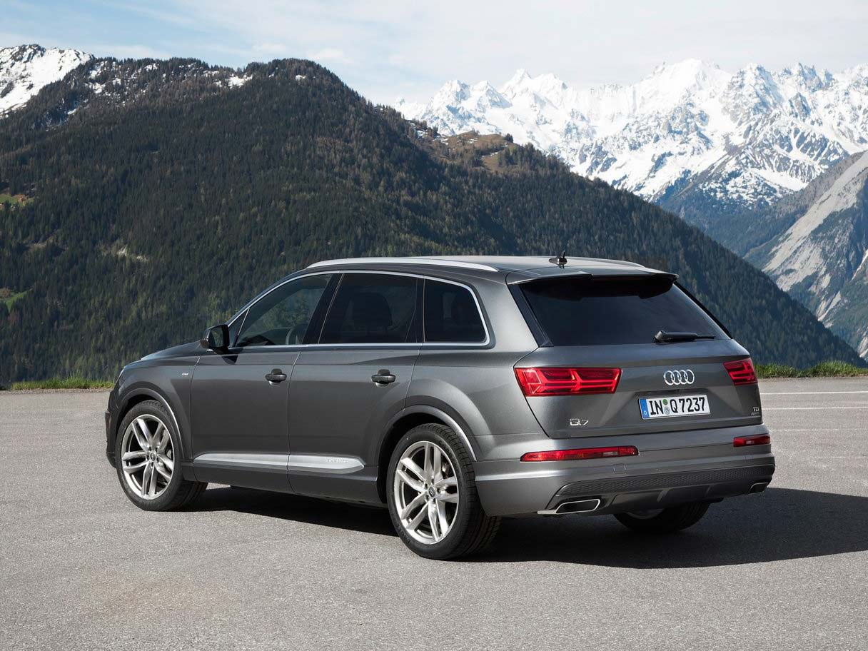 2018 Audi Q7 SUV Lease Offers - Car Lease CLO
