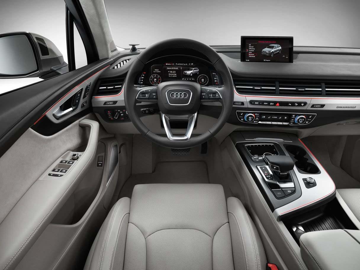 Audi Q SUV Lease Offers Car Lease CLO - Audi q7 lease