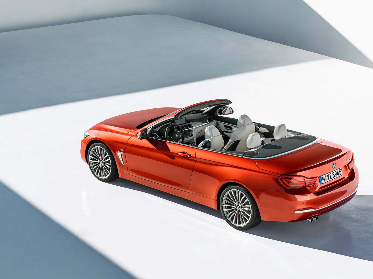 2018 BMW 4 Series Convertible Lease fers Car Lease CLO