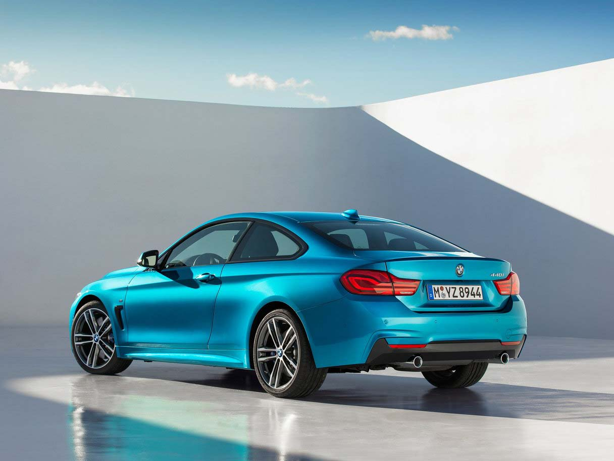 2018 Bmw 4 Series Coupe Full
