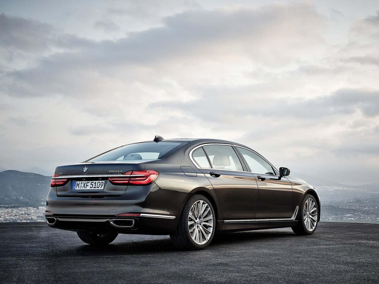 2018 BMW 7 Series Sedan Lease Offers