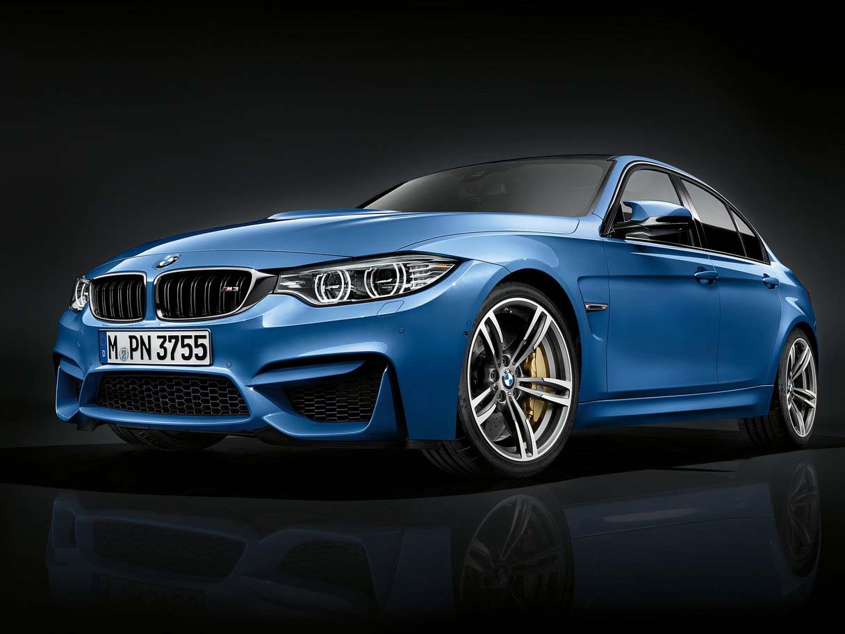 2018 BMW M3 Sedan Lease Offers
