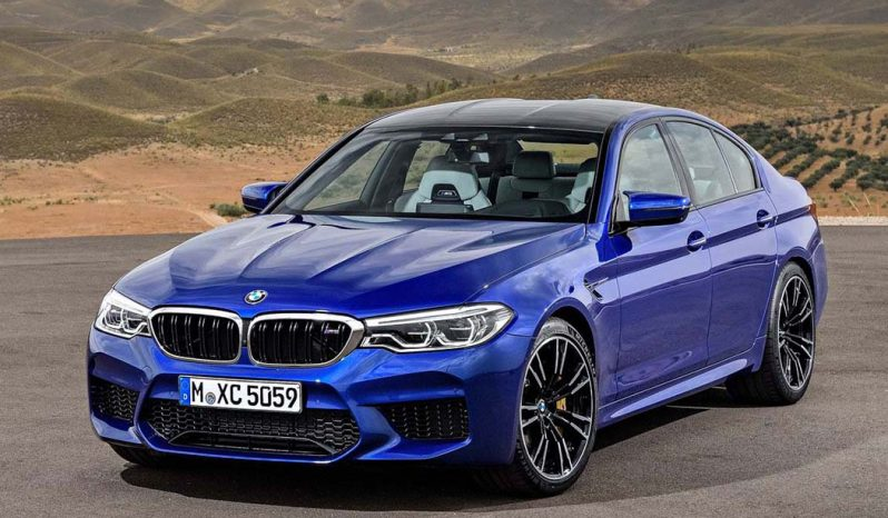 2019 Bmw M5 Sedan Lease Offers Car Lease Clo