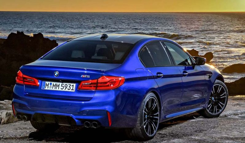 2019 bmw m5 sedan lease offers car lease clo. Black Bedroom Furniture Sets. Home Design Ideas