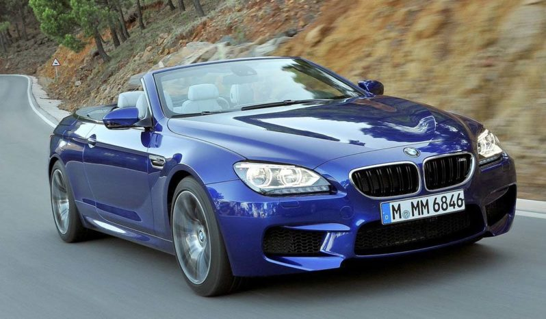 2018 bmw m6 convertible lease offers car lease clo. Black Bedroom Furniture Sets. Home Design Ideas