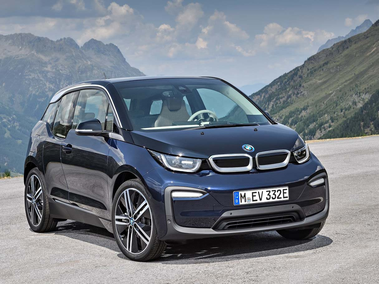 2018 BMW i3 S Hatchback Lease Offers - Car Lease CLO