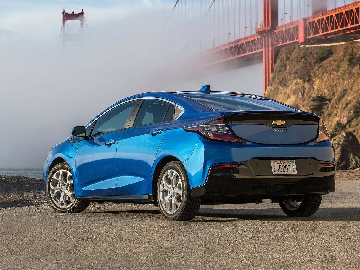 2018 Chevrolet Volt Hatchback Lease Offers Car Lease Clo