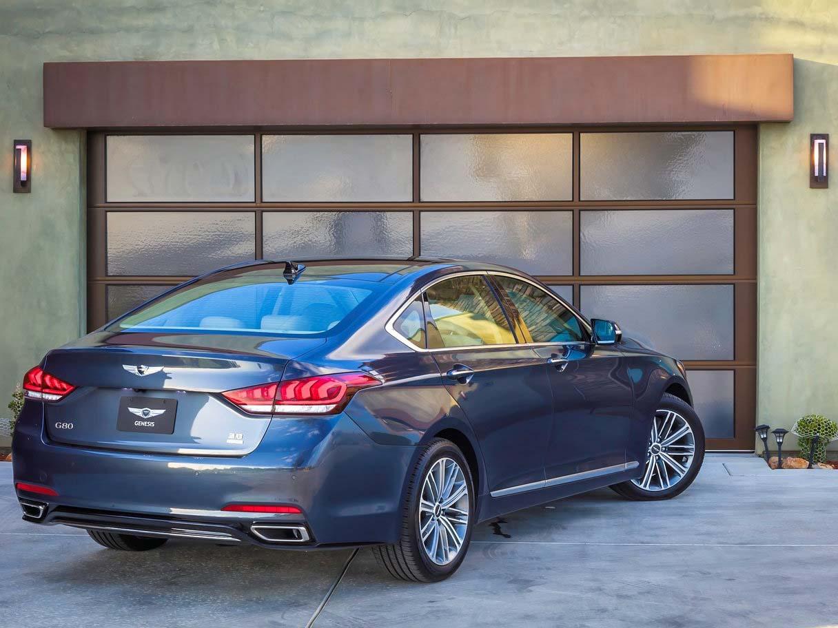 2018 Genesis G80 Sedan Lease Offers Car Lease Clo