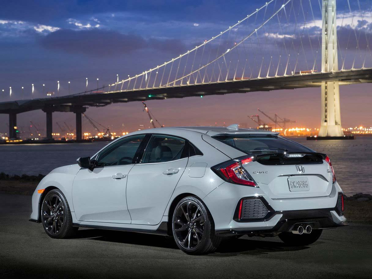 2018 Honda Civic Hatchback Full
