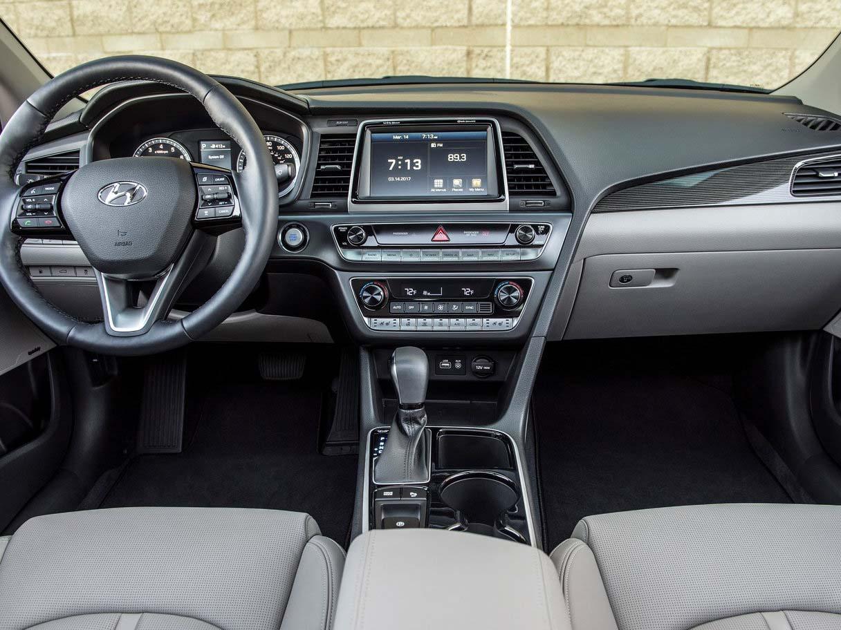 2019 Hyundai Sonata Sedan Full