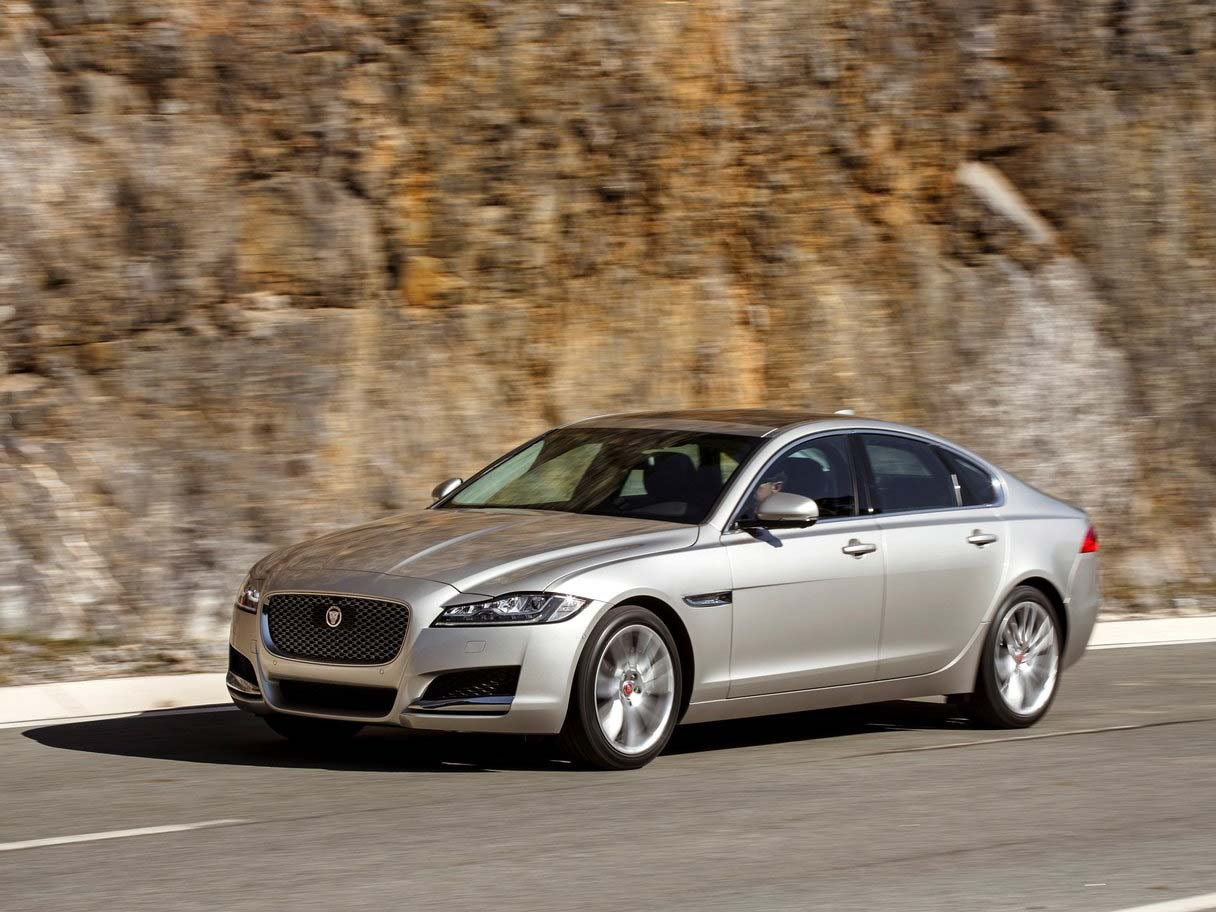 2018 Jaguar XF Sedan Lease Offers - Car Lease CLO