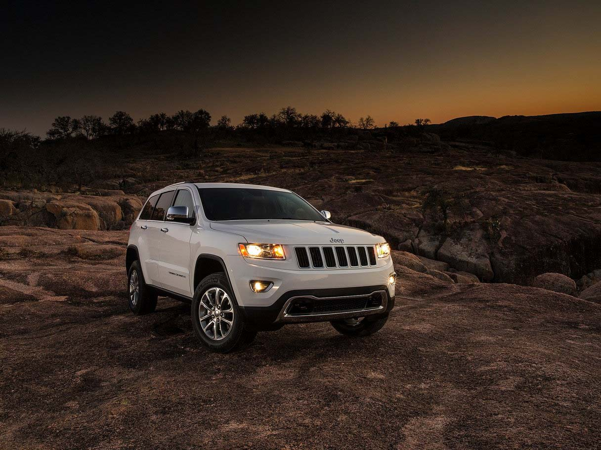 2018 Jeep Grand Cherokee Suv Lease Offers