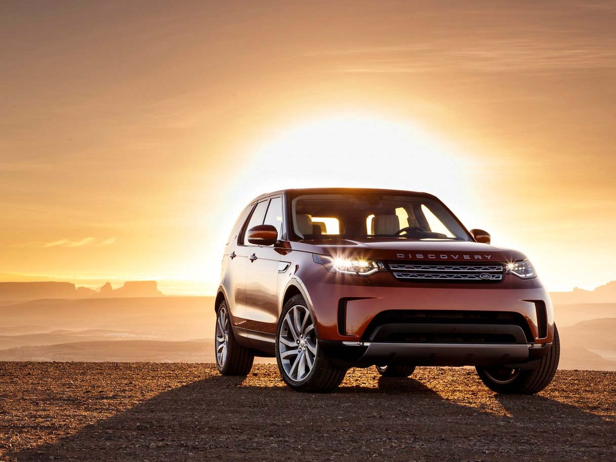 2018 LAND ROVER Discovery SUV Lease Offers - Car Lease CLO