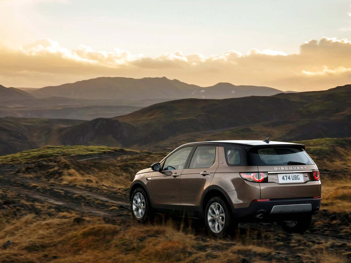 2018 Land Rover Discovery Sport Suv Lease Offers Car