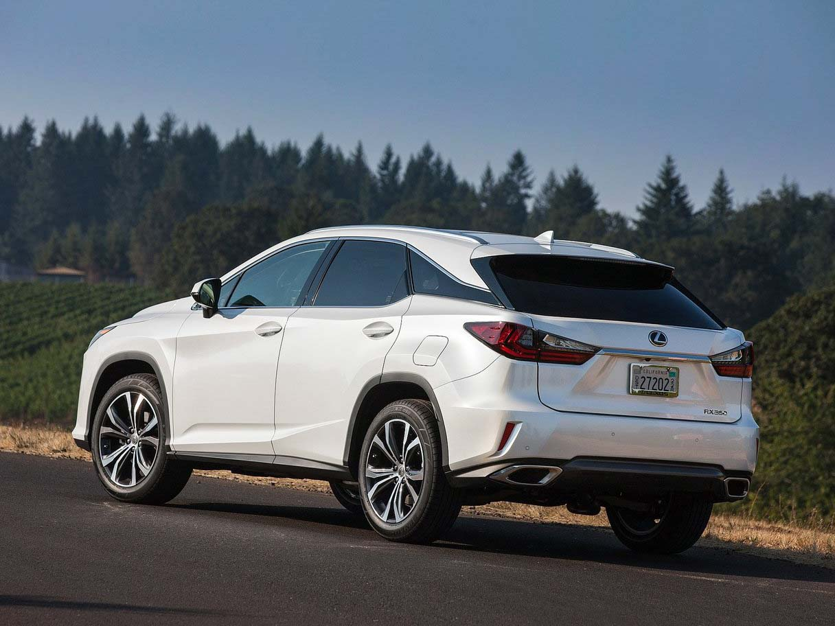 2018 Lexus Rx Suv Lease Offers Car Lease Clo
