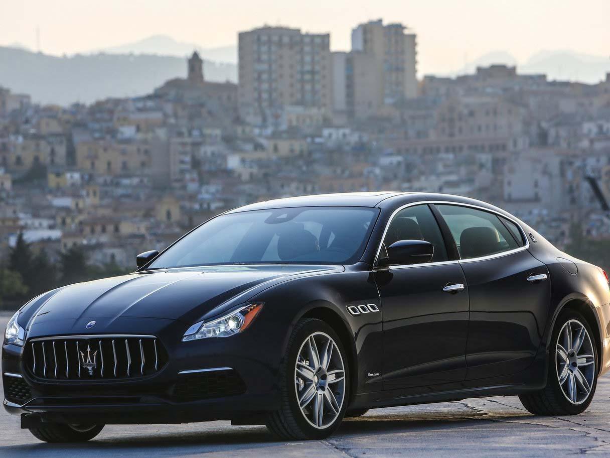 Best Truck Lease Deals >> 2019 Maserati Quattroporte Sedan Lease Offers - Car Lease CLO
