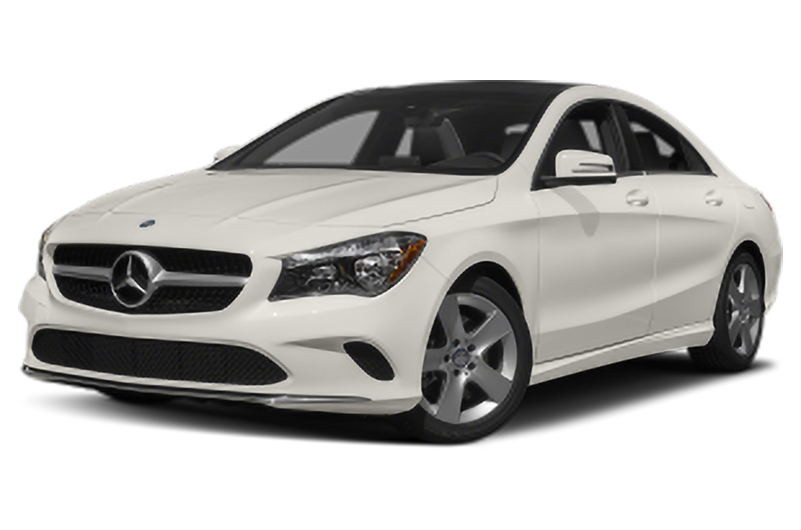 2018 mercedes benz cla class coupe lease offers car
