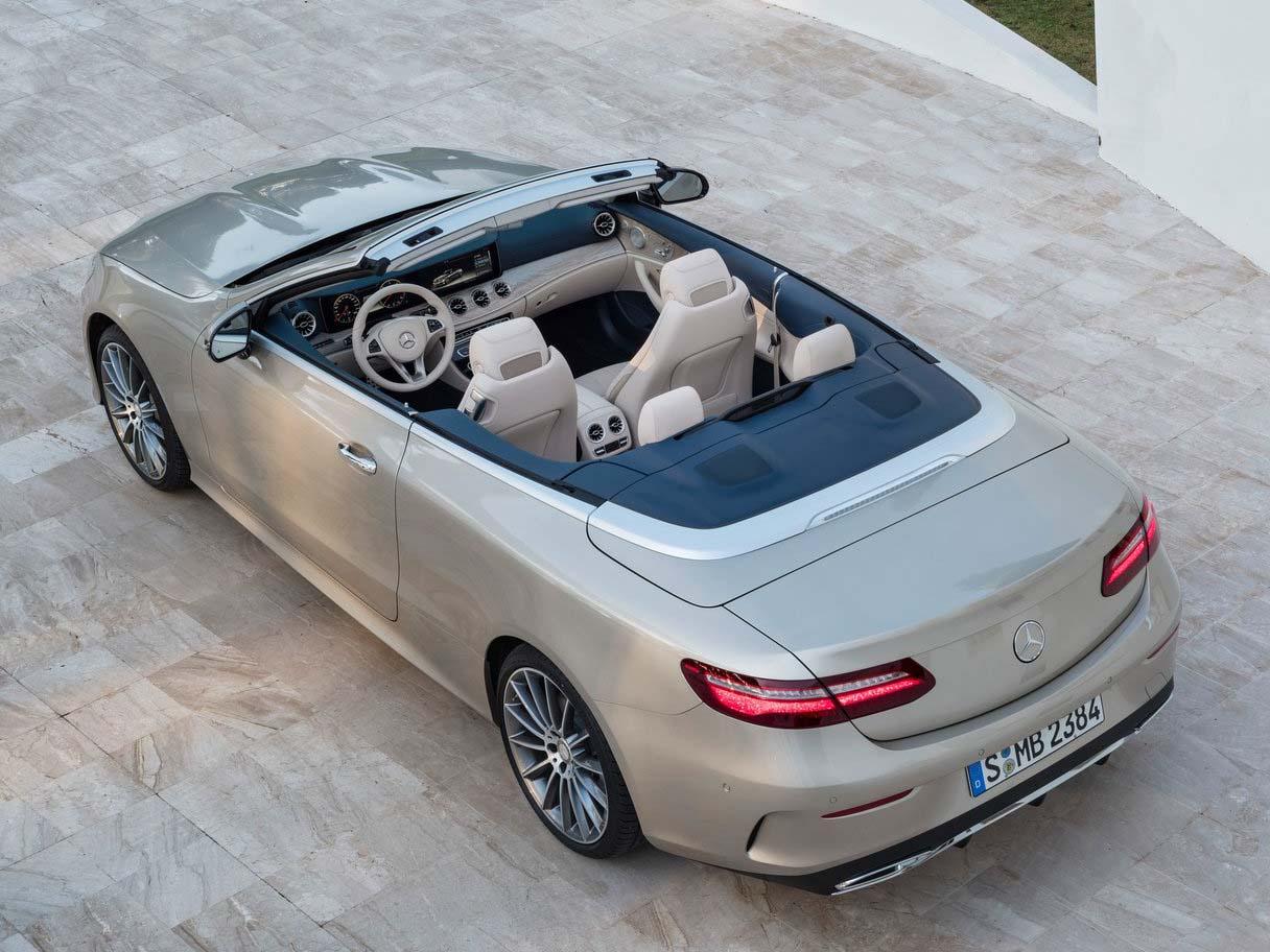 2018 mercedes benz e class convertible lease offers car for Mercedes benz e class offers