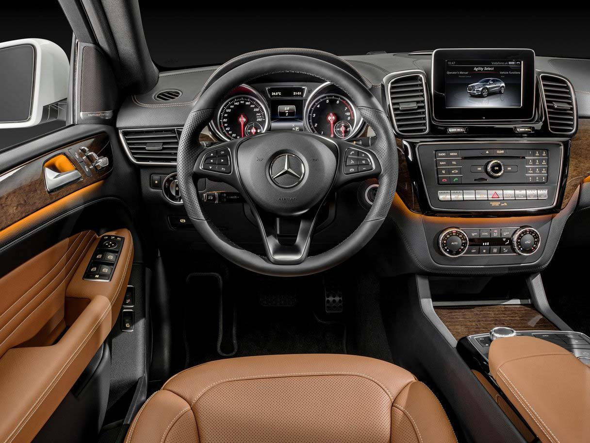 2019 Mercedes Benz Gle Cl Coupe Full