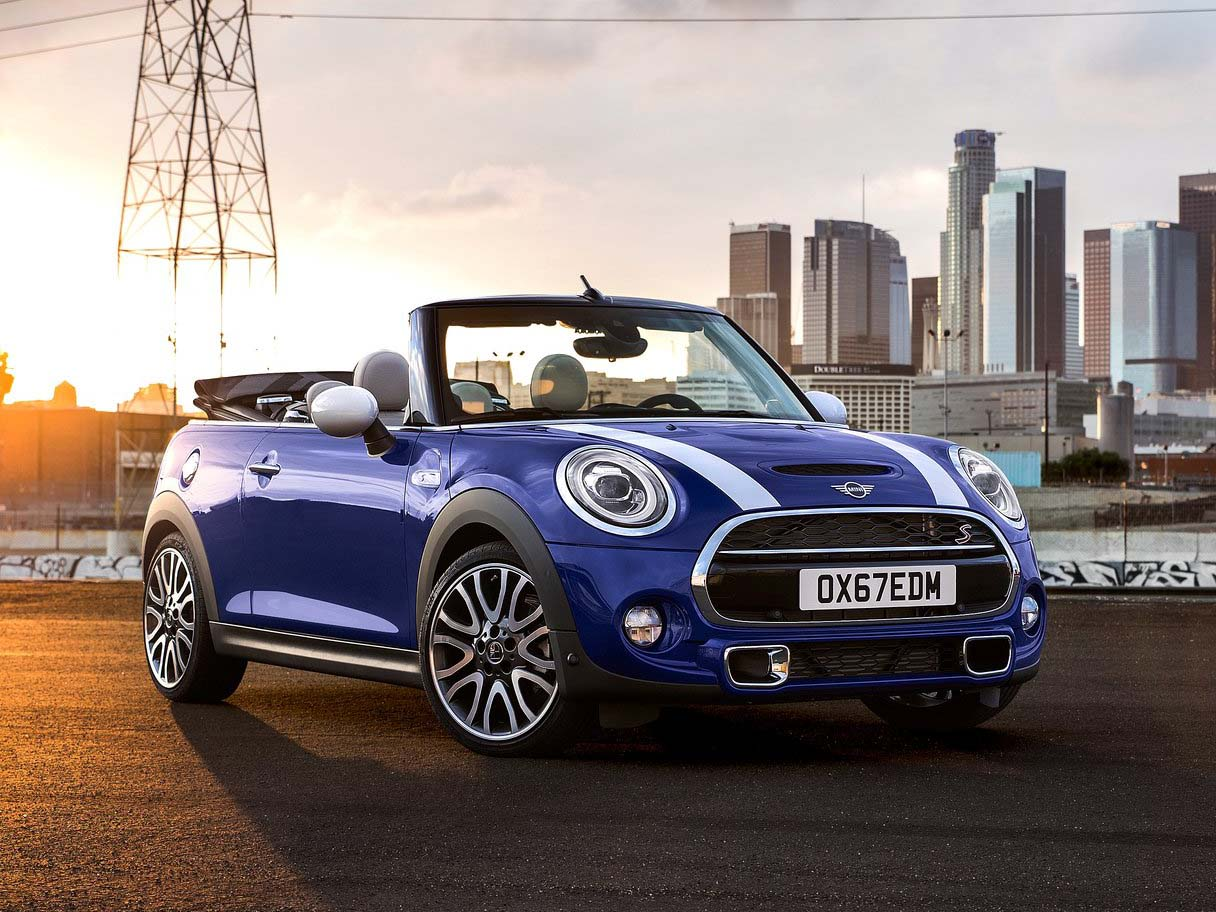 Mini Cooper Lease Deals >> 2019 Mini Convertible Convertible Lease Offers - Car Lease CLO