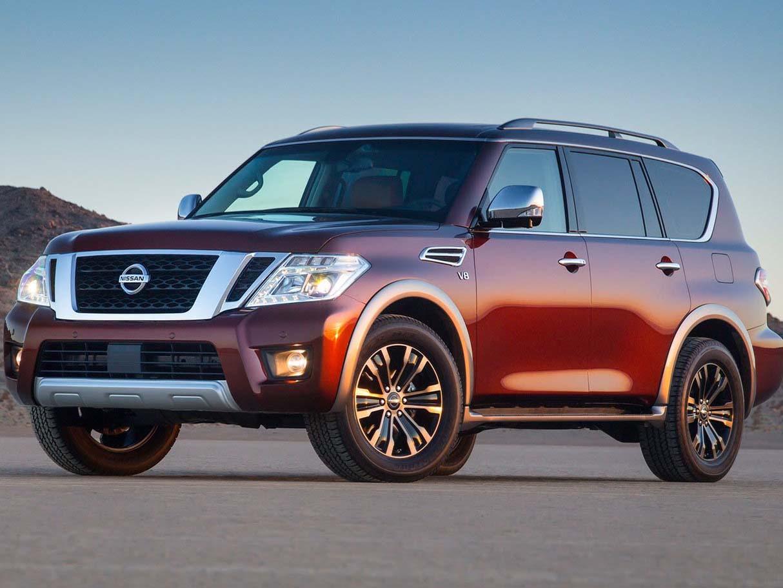 2018 Nissan Armada SUV Lease Offers