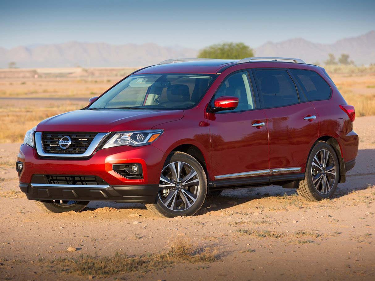 Nissan Pathfinder Lease >> 2018 Nissan Pathfinder Suv Lease Offers Car Lease Clo