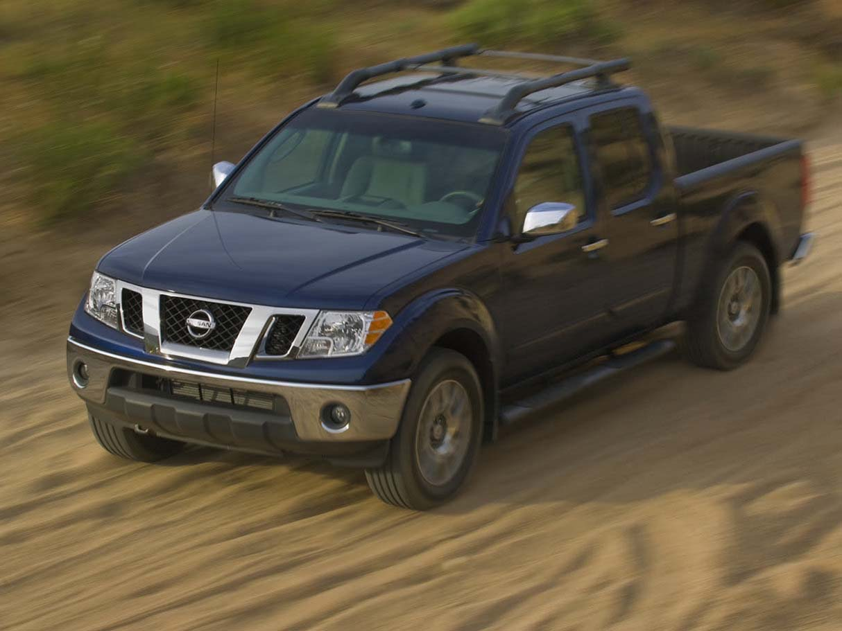 2018 Nissan Frontier Pickup Truck Lease Offers - Car Lease CLO