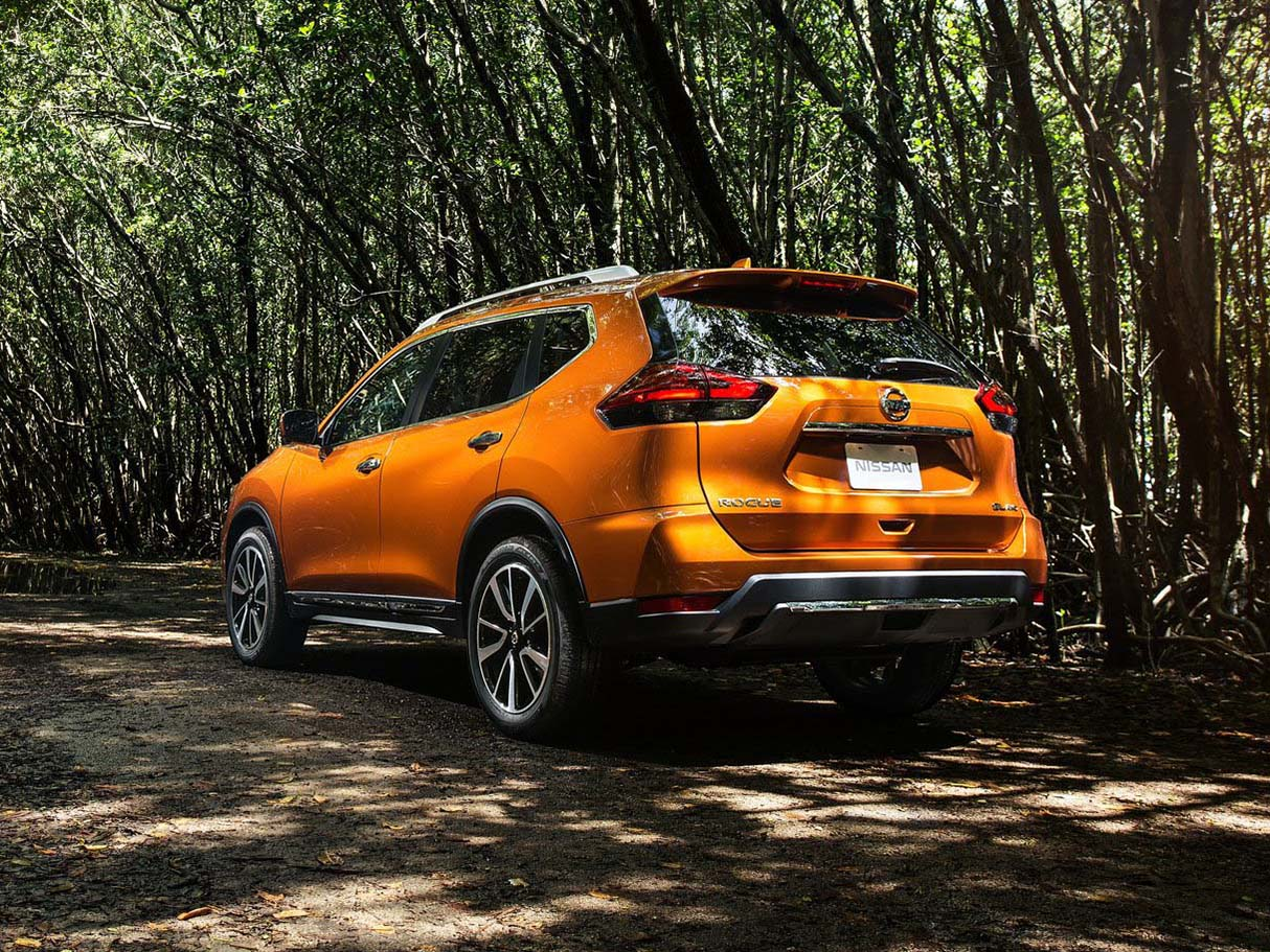 2019 Nissan Rogue Suv Lease Offers Car Lease Clo