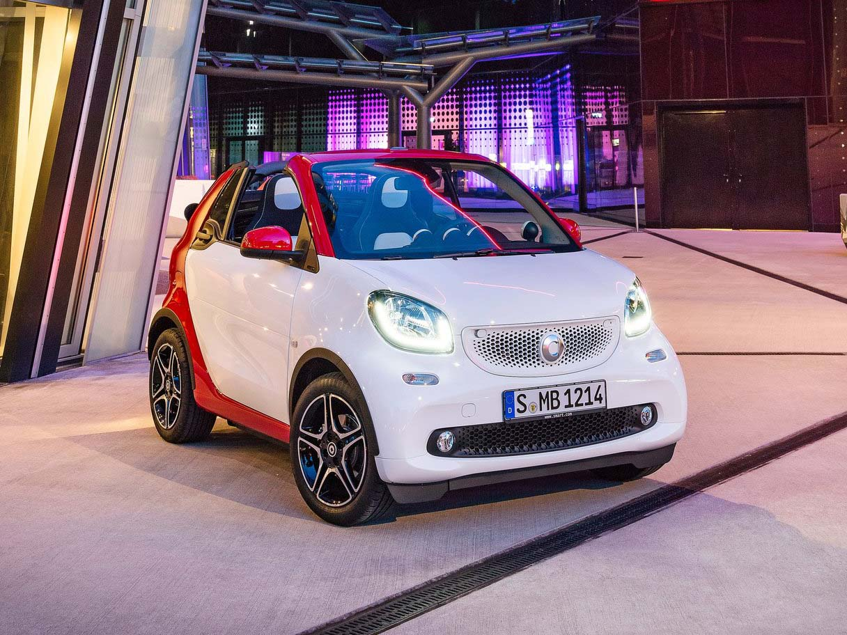 2018 Smart Fortwo Convertible Lease Offers Car Lease Clo