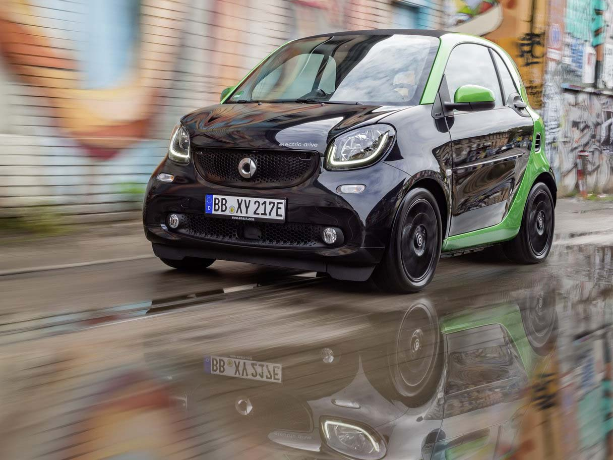 2017 Smart Fortwo Convertible Full