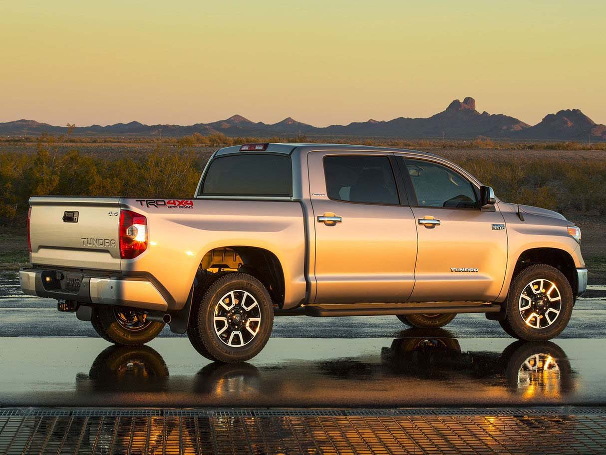2018 Toyota Tundra Pickup Truck Lease Offers Car Lease Clo