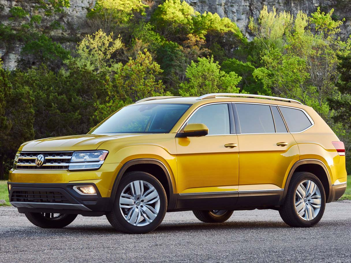 2018 volkswagen atlas suv lease offers car lease clo. Black Bedroom Furniture Sets. Home Design Ideas