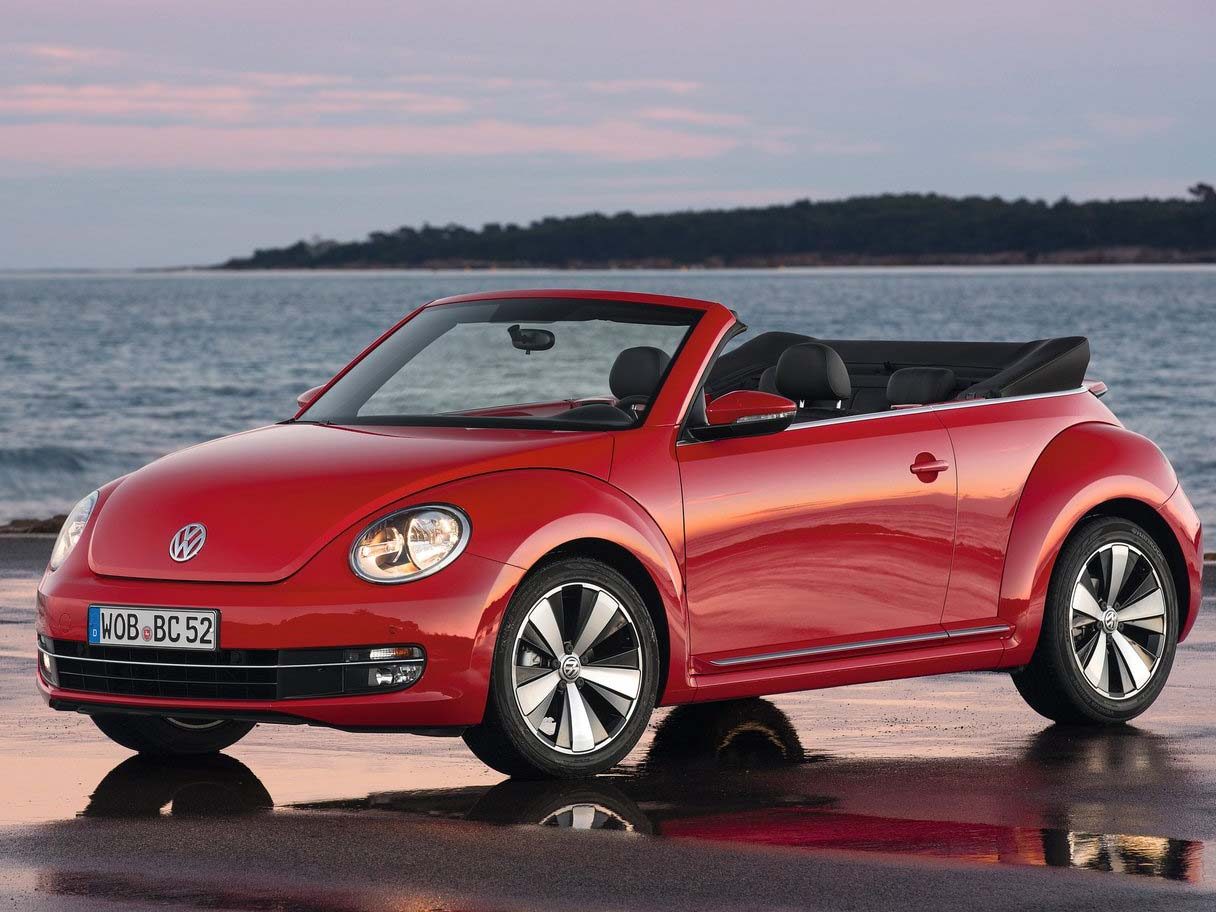 2018 Volkswagen Beetle Convertible Full
