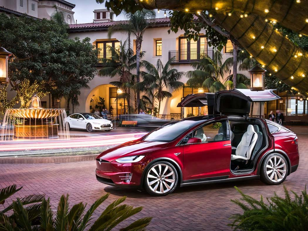 2018 Tesla Model X SUV Lease Offers - Car Lease CLO
