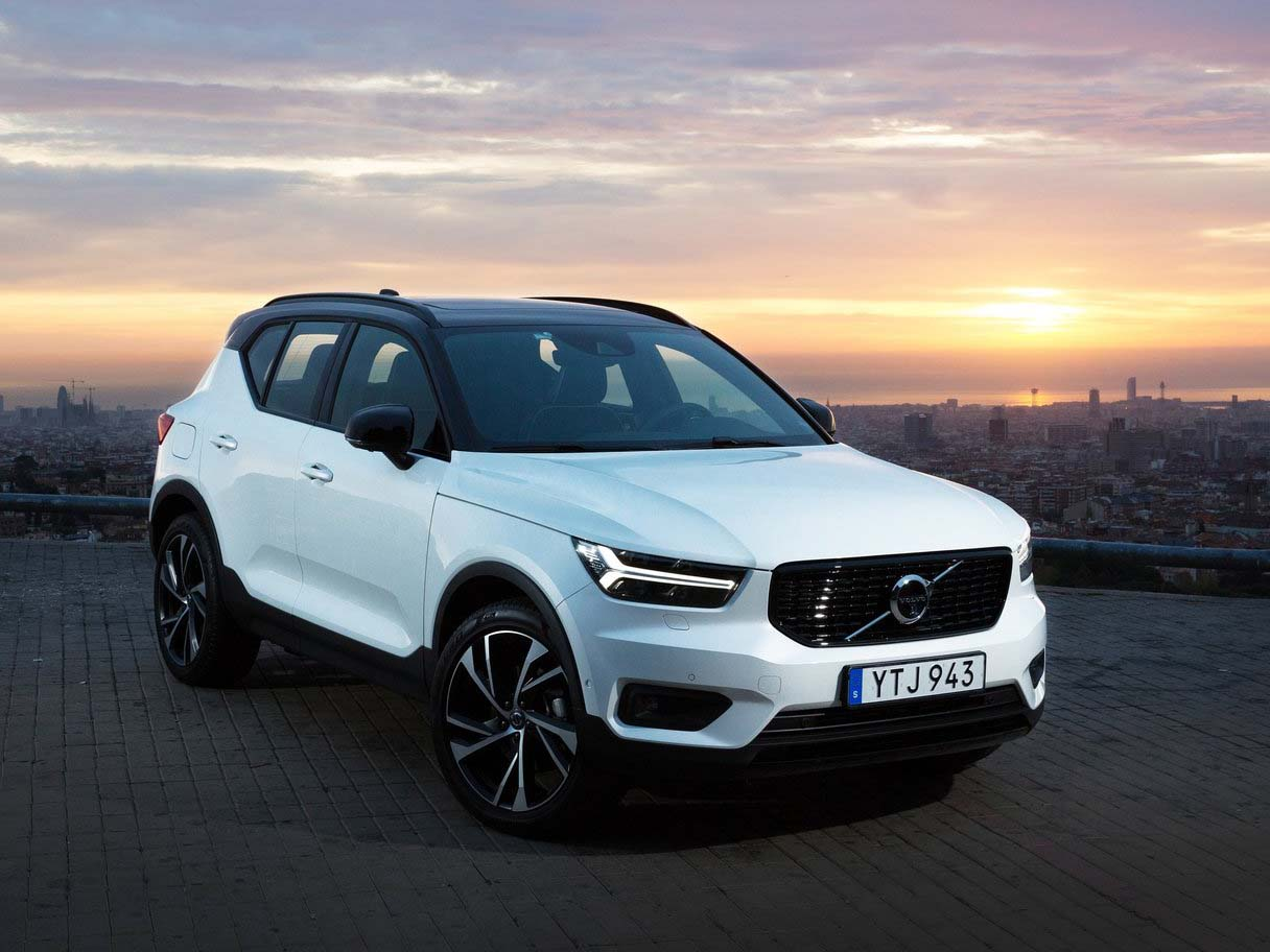 2019 volvo xc40 suv lease offers car lease clo. Black Bedroom Furniture Sets. Home Design Ideas