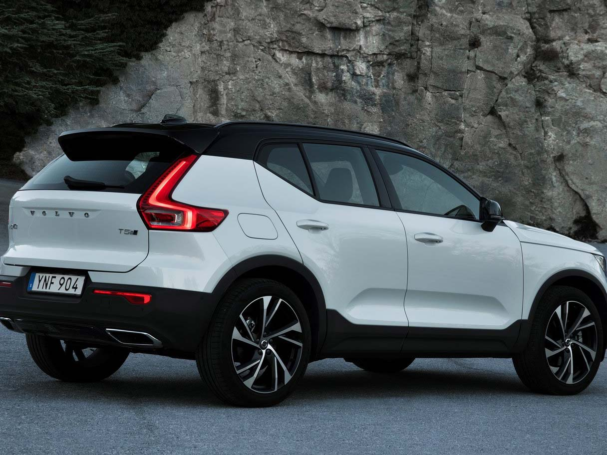 2019 Volvo Xc40 Suv Lease Offers Car Lease Clo