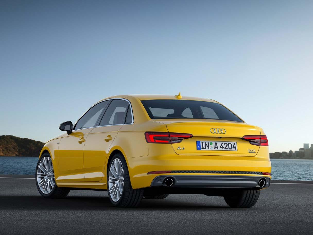 2018 Audi A4 Sedan Lease Offers - Car Lease CLO