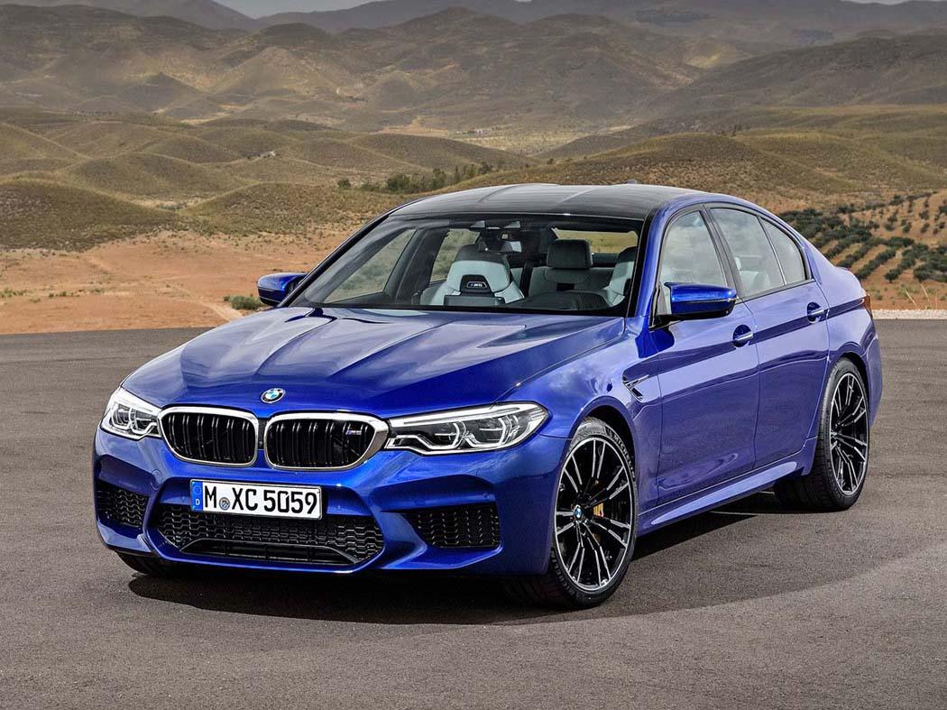 Truck Lease Deals >> 2018 BMW M5 Sedan Lease Offers - Car Lease CLO