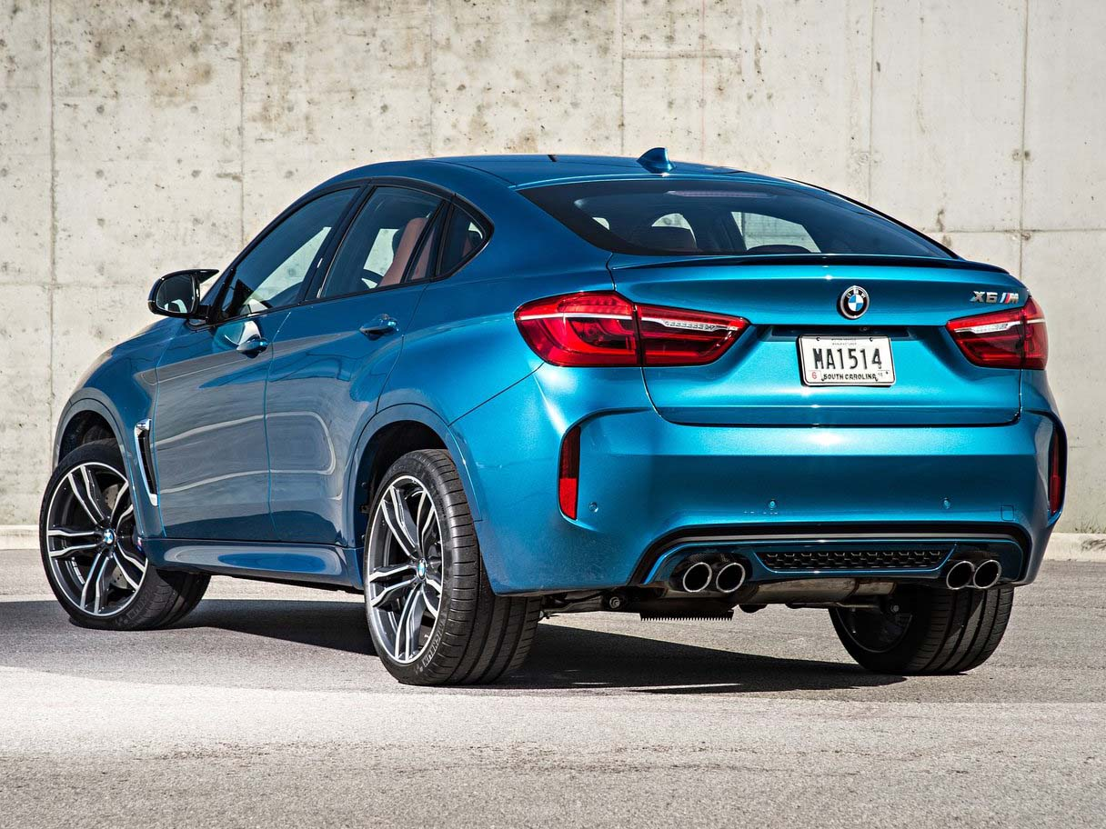 Lexus Lease Offers >> 2018 BMW X6 M SUV Lease Offers - Car Lease CLO