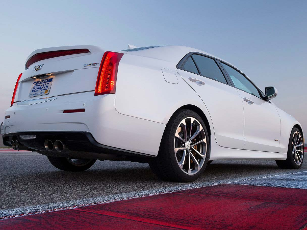 2019 CADILLAC ATS-V Coupe Lease Offers - Car Lease CLO