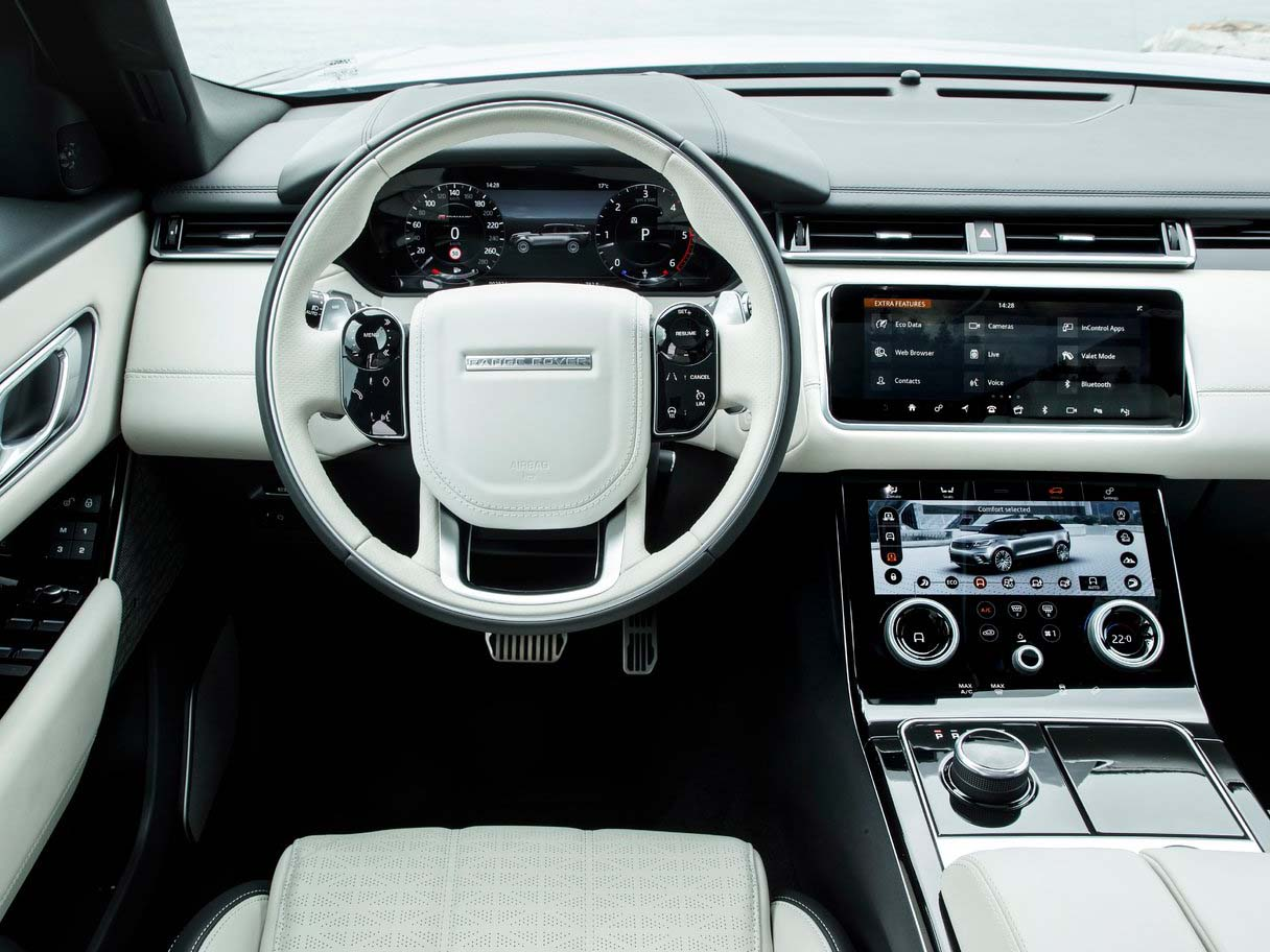 2018 Land Rover Range Rover Velar Suv Lease Offers Car