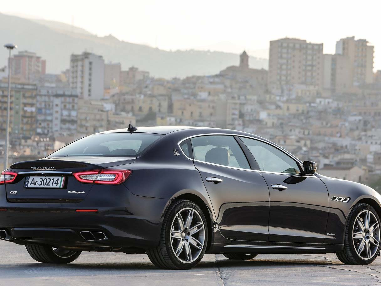 2018 Maserati Quattroporte Sedan Lease Offers - Car Lease CLO