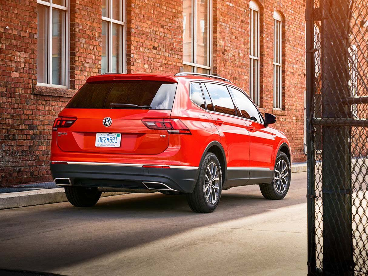 2019 Volkswagen Tiguan Suv Lease Offers Car Lease Clo